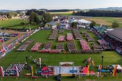 Zweitgrößte Sportveranstaltung in Oberösterreich im Zeichen der Kameradschaft